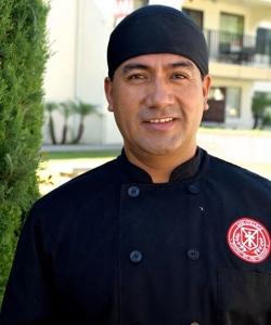 Chef Mario Ramirez