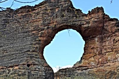 Monumento Pedra Furada
