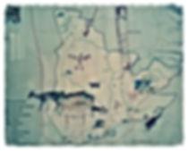 Mapa dos Circuitos do Parque