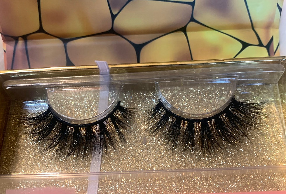 3D Mink lash- Fancy