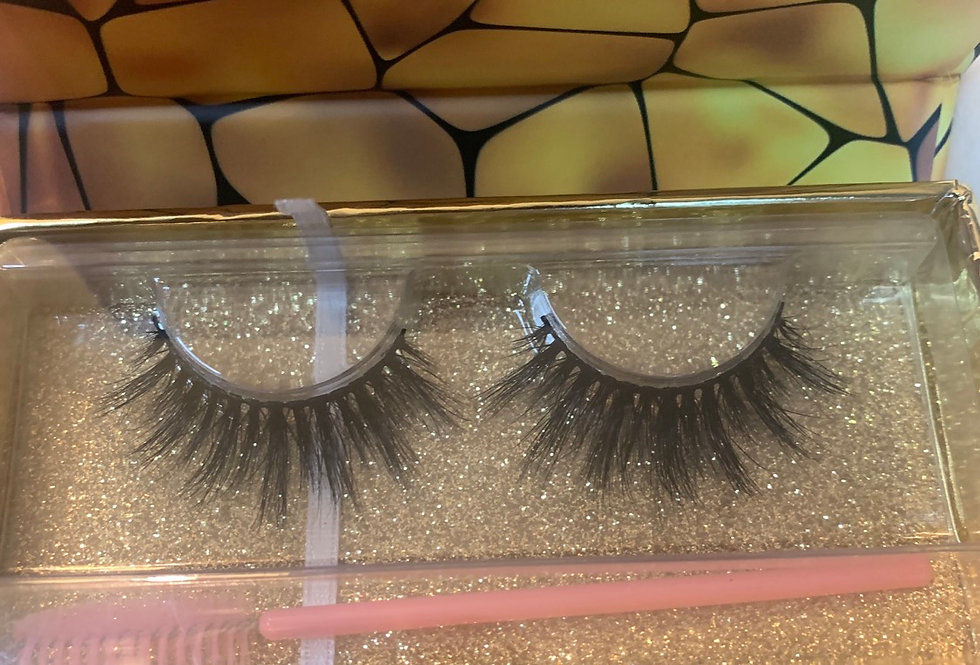 Feather (Mink Lashes)