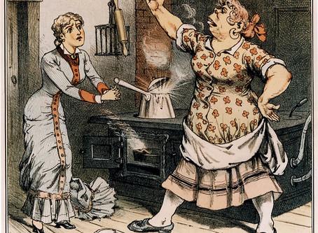 Scotch-Irish vs. Shanty Irish or Protestant vs. Catholic