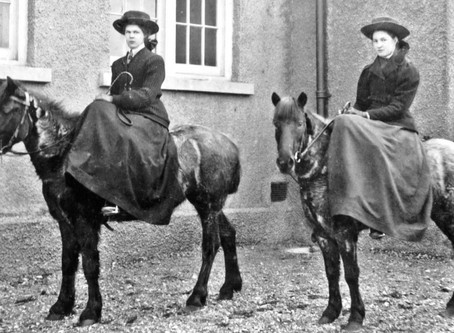 Women in the Saddle