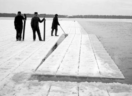 Tudor Ice - Establishing the Ice Trade