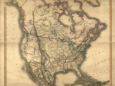 Wrapping One's Head Around 1849 Geography and European-American Impact