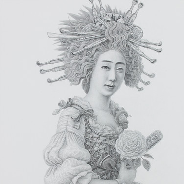 Hérisson  Komurasaki