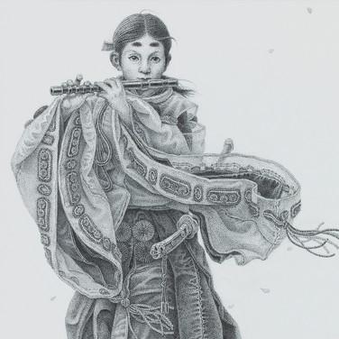 Le Joueur de fifre