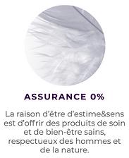 Cosmétiques 0%