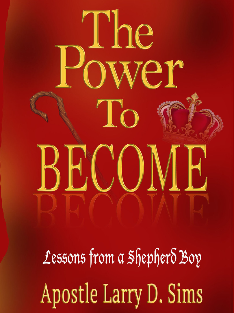5.5x8.5. The Power to Become - Front Cov