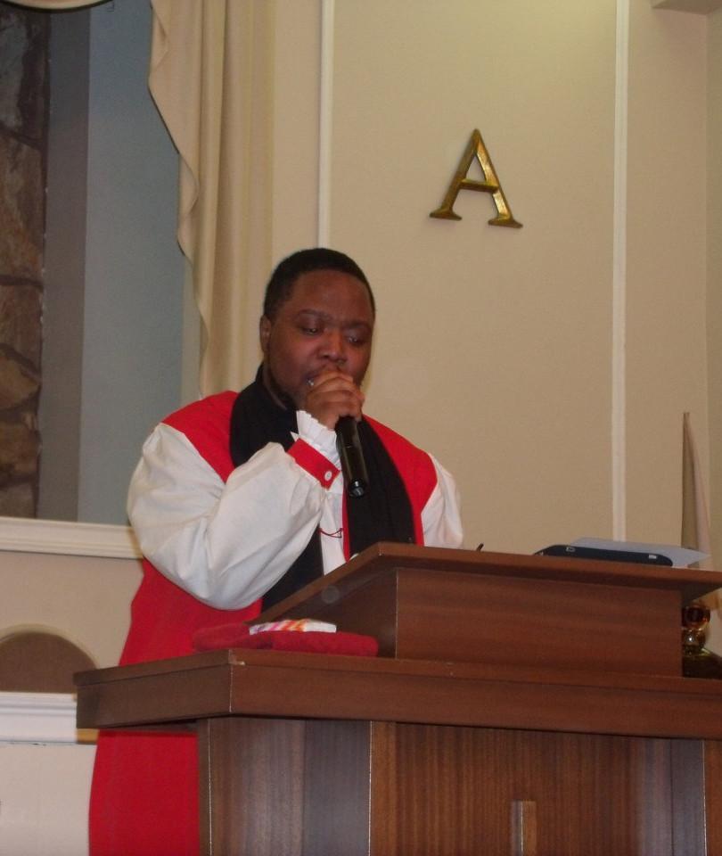 Apostle in Min -FreshOil