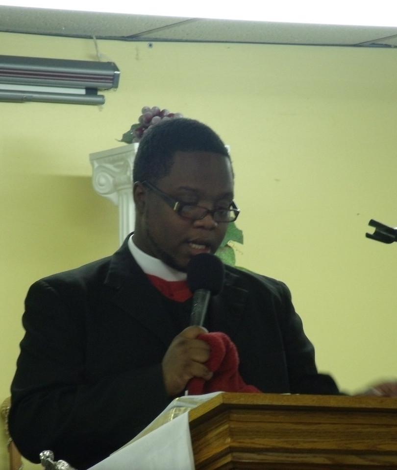 Apostle in Min - IHOPChurch