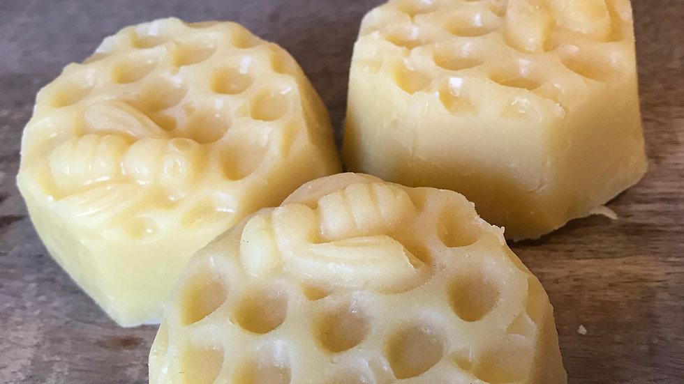 贅沢はちみつ石鹸(2ヶ月分75~85g)