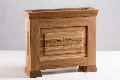 Nano čistička vzduchu (aircleaner) - dřevěná/mobilní