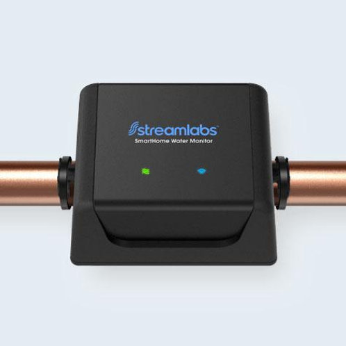 StreamLabs Water Monitoring