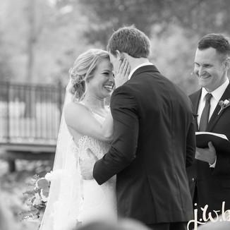 Carly and Blake     photo: JW Baugh Photography