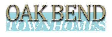 Oak Bend Townhome Logo