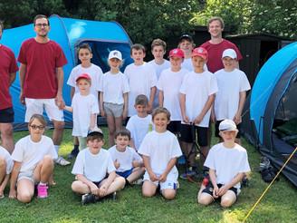 Kids - Tenniscamp 2019