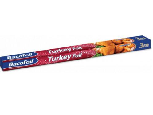 Baco Turkey Foil - 550MM X 3 Metre