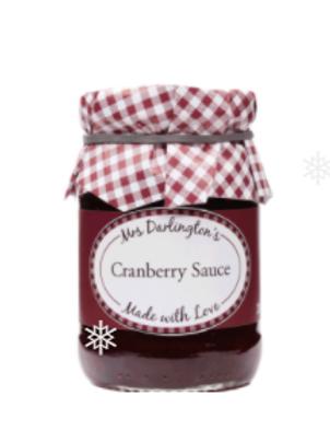 Mrs Darlington's Cranberry Sauce