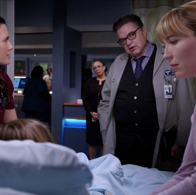 """Chicago Med 5x17 """"Ghosts of the Past"""""""