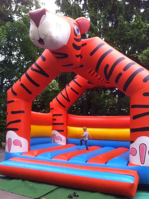 Hüpfburg Tiger 1