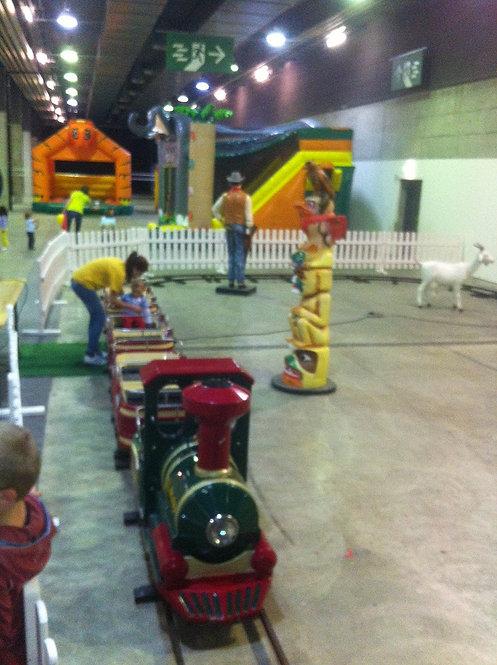 Kinder Eisenbahn ( El Passo )
