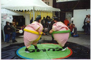 Sumo ( aufblasbar )