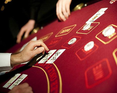 Poker Stud (TH) stehend ( gegen die Bank )