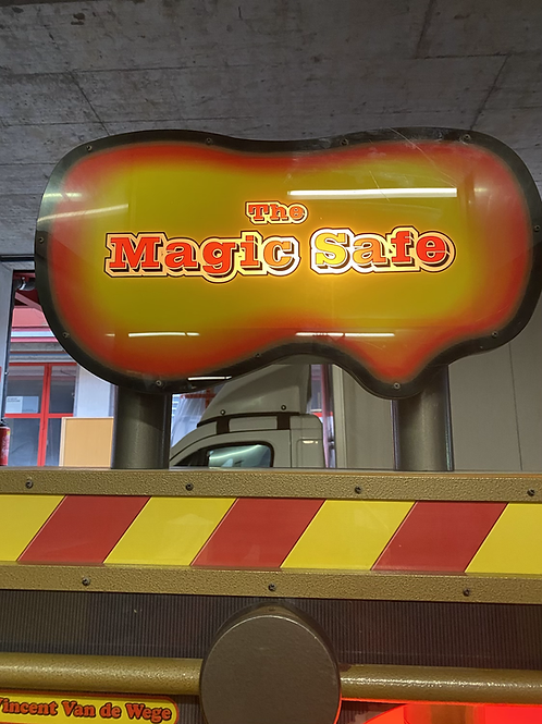 Magic Safe ( Miete )