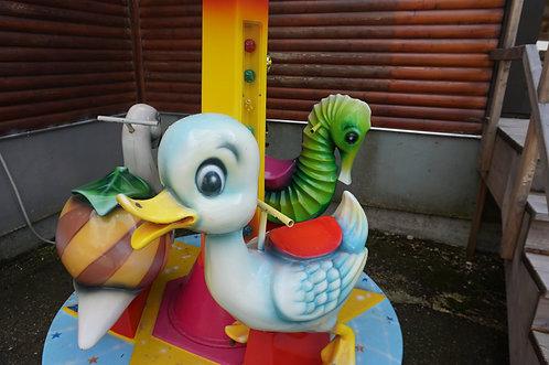 Karussell ( Kiddy Rider)