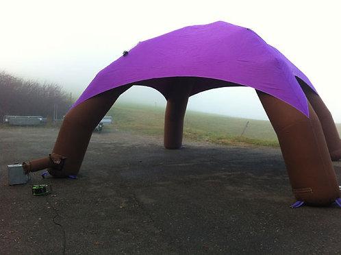 klein- Zelt  (aufblasbar )