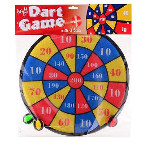 Dart-Spiel weich 36cm