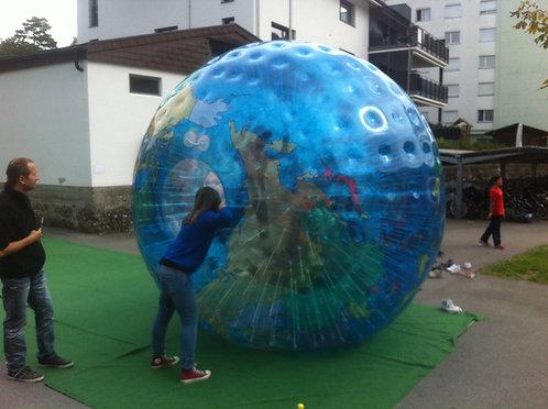 Rollerball ( Zorbing )
