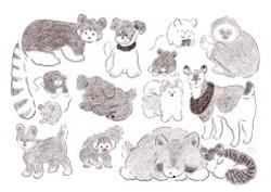 ペットのイラスト企画-2-