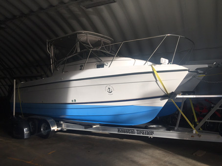 Our Boat Will be Arriving Soon!