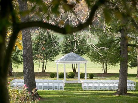 Choisir un lieu pour une cérémonie de mariage