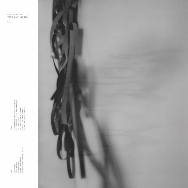 Christoph Berg: Tape Anthology Vol. 1