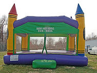 Crayon Castle Bounce