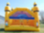 Yellow Castle Bounce