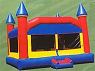 Jumbo Castle Bounce