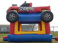 Monster Truck Bounce