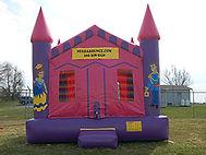 Pink Castle Bounce