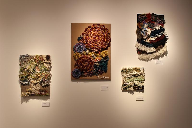 Textile exhibition(2012)