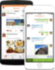 Hello Pal application Google Play Amazon AppStore