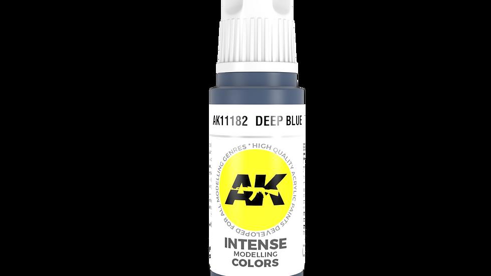 AK Interactive 3rd Generation Acrylic Paints 17ml Intense Yellow Label