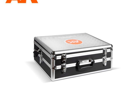 Limited Edition AK Interactive Suitcase Sets In stock Now