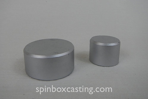 Mould center plugs spinbox
