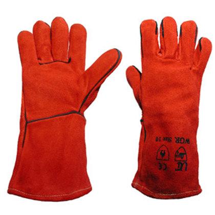 Heat resistant gauntlets