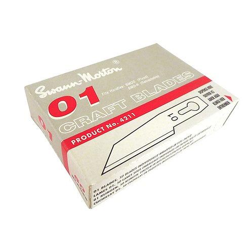 Swann Morton SM Heavy Duty Blades Box of 50 for SM Handle
