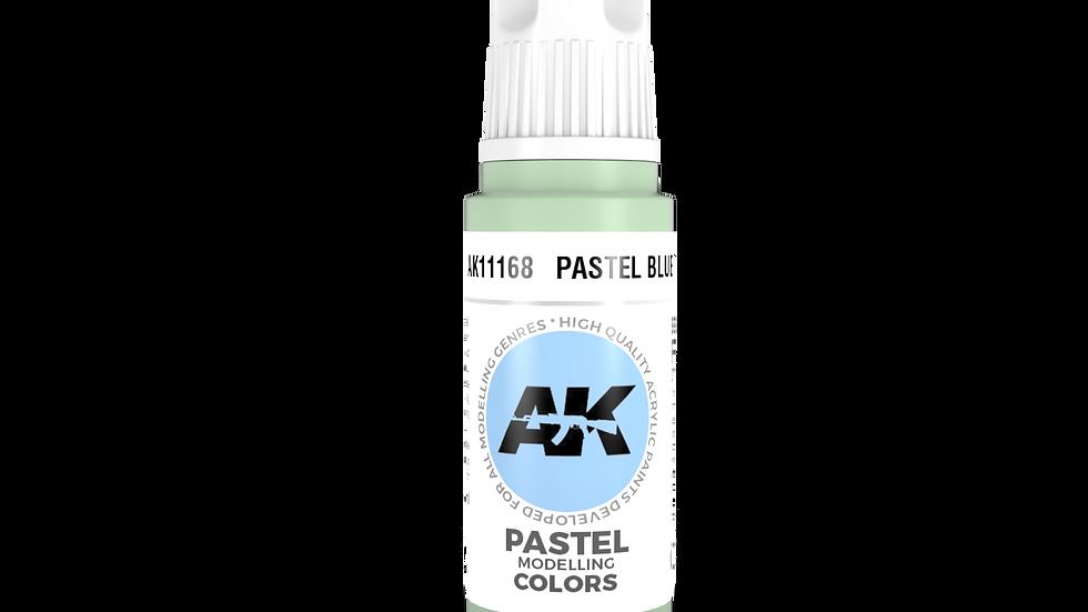 AK Interactive 3rd Generation Acrylic Paints 17ml Pastel Light Blue Label